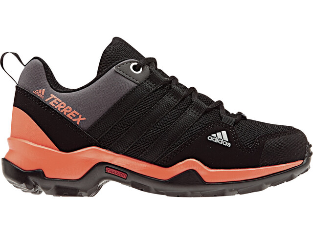 adidas TERREX AX2R ClimaProof - Calzado Niños - naranja/negro